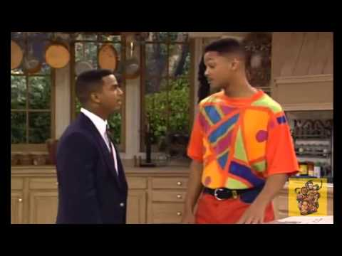 The Fresh Prince of Bel-Air throwback of the week illegal business
