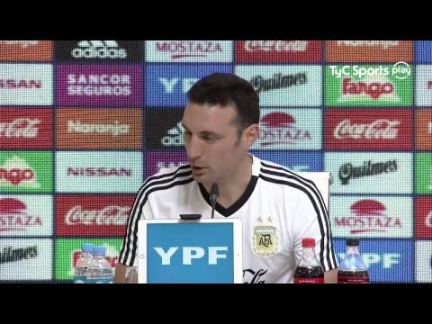 Vuelve Messi a la Selección: Scaloni dio la lista e incluyó algunas sorpresas