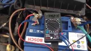 Замена генератора Форд Фокус 1 2.0 АКПП