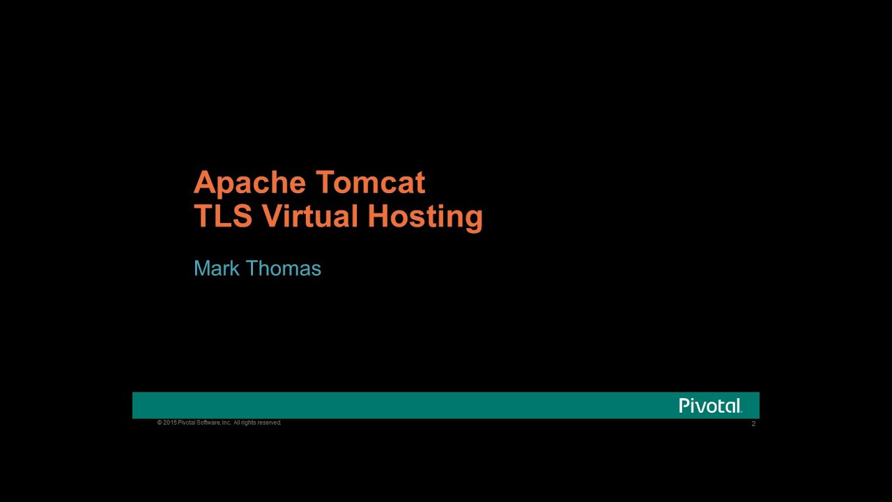 Apache tomcat tls virtual hosting youtube 1betcityfo Image collections