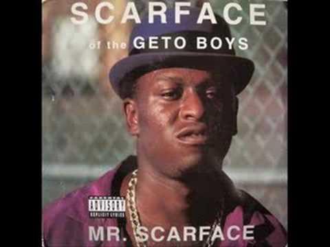 Scarface - Mr.Scarface 12''s Vinyl (radio edited)