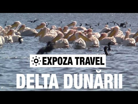 Delta  dunării (Romania) Vacation Travel Video Guide