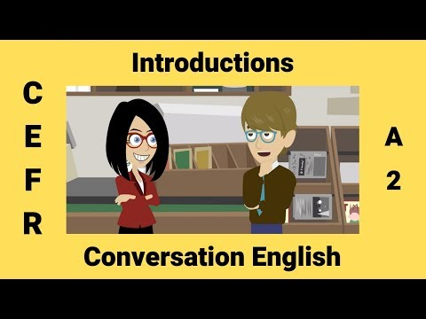 Introductions | Beginner English | How to Introduce yourself in English