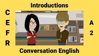 Introductions | Beginner EngĮish | How to Introduce yourself in English
