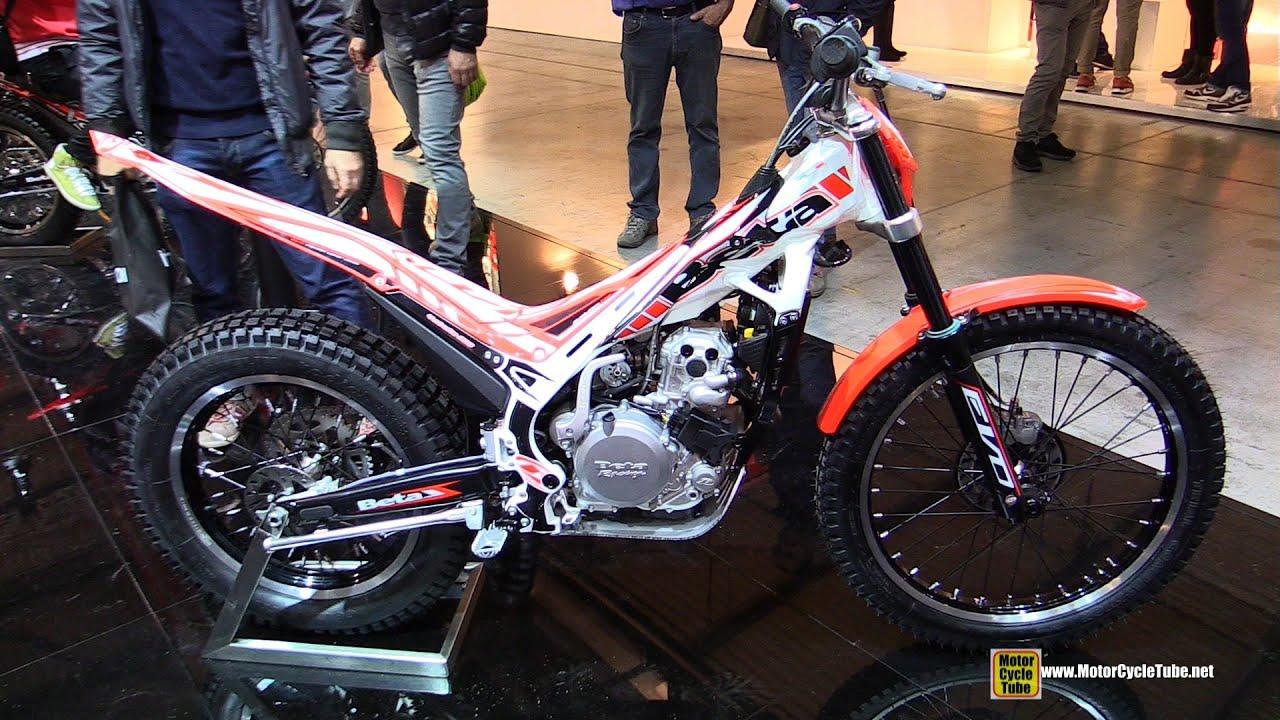 2015 Beta Evo 4t 300 Trial Bike - Walkaround