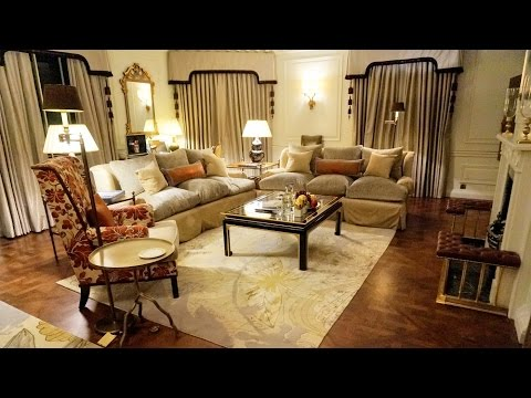 Amazing Dorchester Suite tour at The Dorchester in London
