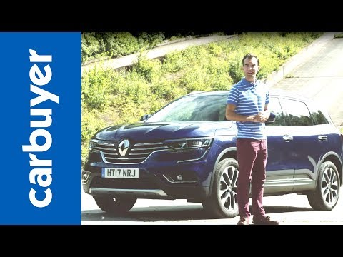 New Renault Koleos SUV review – James Batchelor – Carbuyer