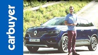 New Renault Koleos SUV review - James Batchelor - Carbuyer