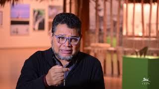 Centro León. Entrevista a Carlos Andújar sobre Tesoros del Arte Taíno