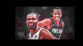 Kevin Durant John Wall & CJ McCollum React to Demarcus Cousins Signing with Warriors