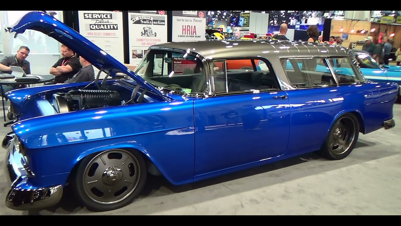 Used 1955 Chevrolet Nomad For Sale  CarGurus