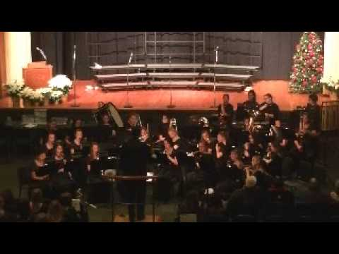 Sleigh Ride by The Catholic High School of Baltimore Symphonic Band