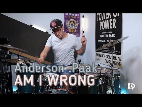Am I Wrong - DOdrums Cover - Anderson