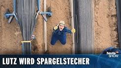 Deutschland in der Spargelkrise: Lutz van der Horst wird Erntehelfer | heute-show vom 17.04.2020