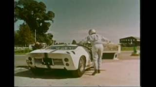first gt40 tested developed and raced