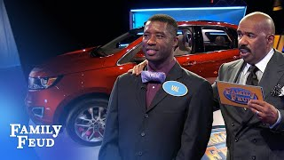 Car Stars: Clay Family 🚗⭐️ | Family Feud