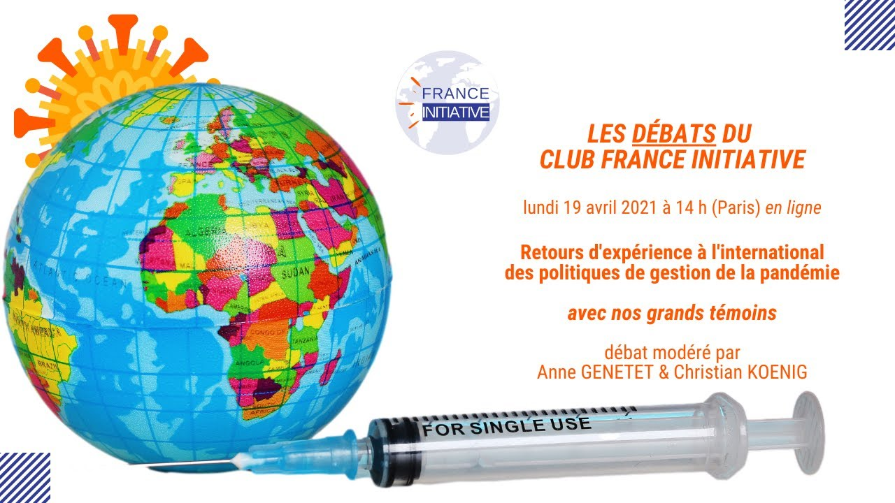 Les Débats du CFI : retours d'expérience à l'international des politiques de gestion de la pandémie