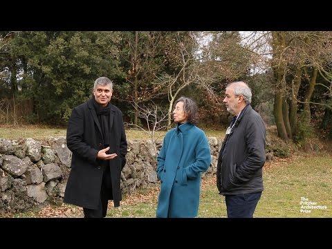 2017 Pritzker Architecture Prize Laureates: Rafael Aranda, Carme Pigem and Ramon Vilalta