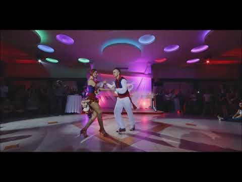 Engy and Gery(Hungary) - Bachata Show - Salsa Motion Weekend