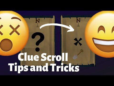 Clue Scrolls Tips And Tricks 2019 [RuneScape 3]