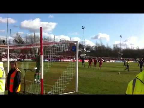 Crawley V Stoke Walters penalty