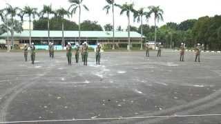 Yusof Ishak Secondary School Girls Freestyle Drill 2015