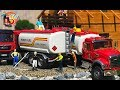 BRUDER Truck - UNBOXING NEW MAN TGS and MACK tank truck