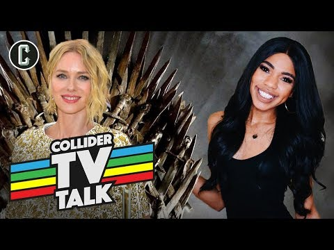 Game of Thrones Casts Naomi Watts + Teala Dunn In-Studio! - TV Talk #10