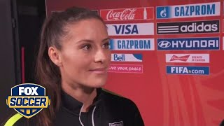 Krieger: USWNT needs to be prepared for Nigeria's speed