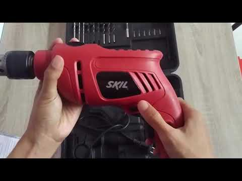 Unboxing Skil 6513 Impact Drill - Indonesia
