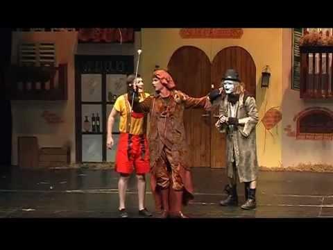 Teatergruppen Klima, Mirakelmarken fra Pinocchio