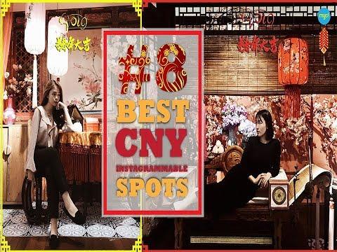 #8 Best CNY Instagrammable Spots