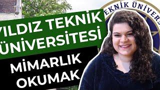 Yıldız Teknik Üniversitesi - Mimarlık | Hangi Üniversite Hangi Bölüm