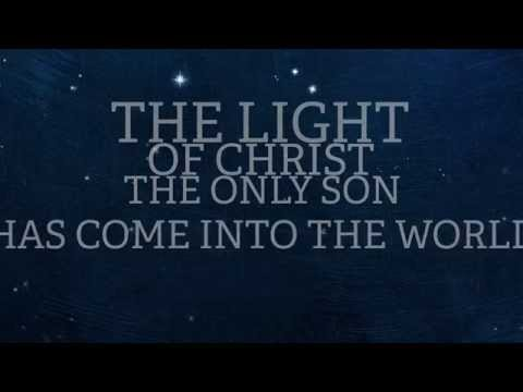 In the beginning [Christmas worship song]