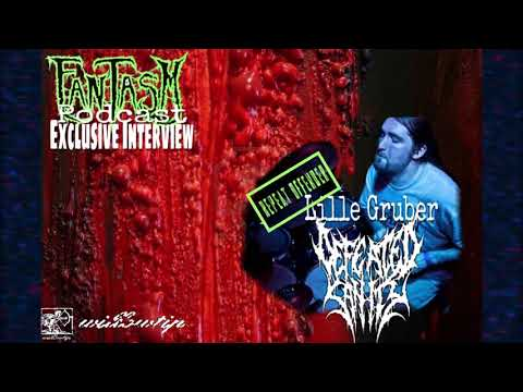 Lille Gruber of DEFEATED SANITY Interview