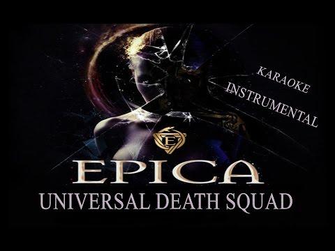 Epica - Universal Death Squad (Instrumental Karaoke)