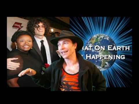 Howard Stern ridicules Free Your Mind Conference 4 - 3 & 33 & 333 - Akanaten & Dracula
