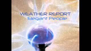 weather report elegant people