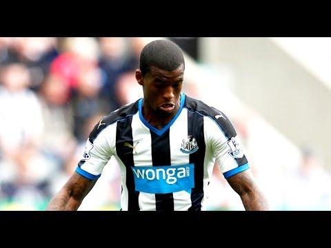 Georginio Wijnaldum - August and September (2015/16) - Newcastle United