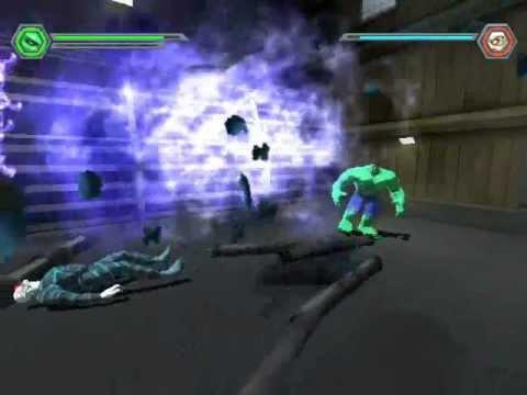 The Hulk LongPlay Part 1