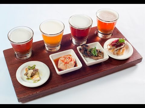 Make Pairing Beer and Food - Talking Beer 6/8/16 Images