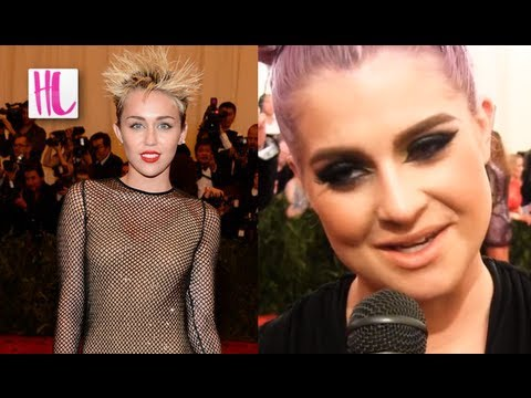 Kelly Osbourne Reveals Miley Cyrus New Album Details At Met Ball
