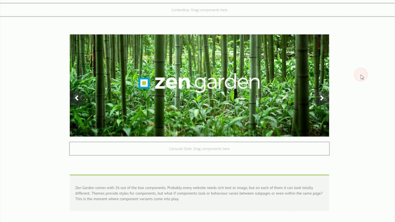 Wonderful How To Accelerate Authoring With Zen Garden Variants