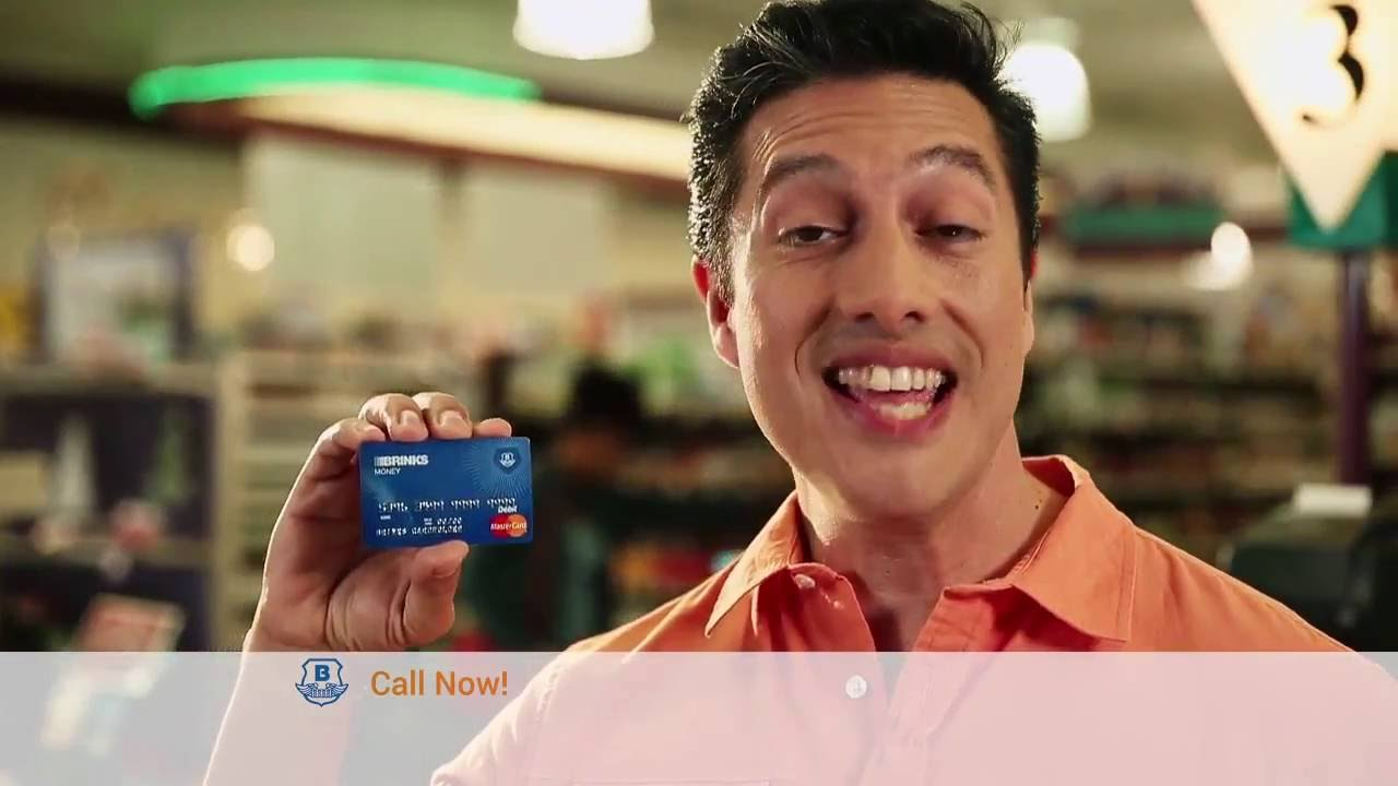 Brink's $20 Debit Card Bonus Cash
