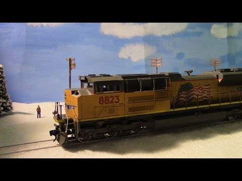 My Model Railroad 3 Weathering a Walthers SD70ACe
