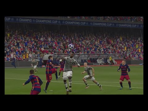 FIFA 16 Pogba - Goal header JUVENTUS