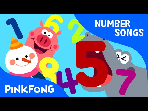 The Magic Number World | Number Songs | PINKFONG Songs for Children
