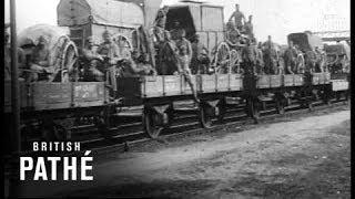 Troop Movements (1914-1918)