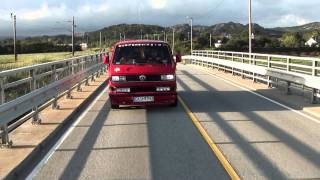 Repeat youtube video VW T3 Vanagon Multivan - Surfbus Road Scenes;) - So let the good times roll