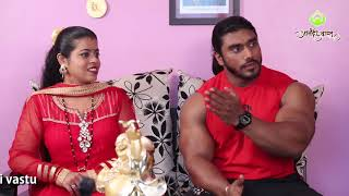 home visit of mr universe and mr india mr sangram chougule